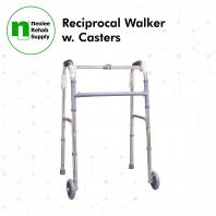 NL9121L Reciprocal Walker with Castors