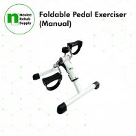 NL9601 Easy Foldable Pedal Exerciser (Manual)