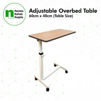 NL014 Adjustable Overbed Table