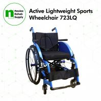 NL723LQ-41 Active Lightweight Sports Wheelchair (16 inch)