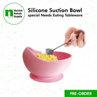 NL033A - Silicone Suction Bowl