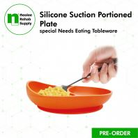 NL033B - Silicone Suction Portioned Plate