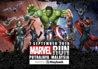 MARVEL RUN Putrajaya Malaysia