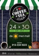 I Love Coffee & Tea