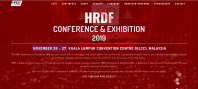The HRDF Conference and Exhibition 2019