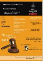 Law Awareness Campaign 2019