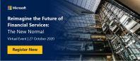 Microsoft Reimagine the Future of Financial Services