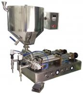 HPFH-D series paste filling machine with heater