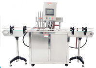 FULLY AUTOMATIC ROTARY TYPE CAN SEAMING MACHINE