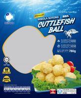 Cuttlefish Ball 780G