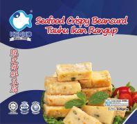 Seafood Crispy Beancurd