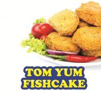 Tom Yam Fishcake