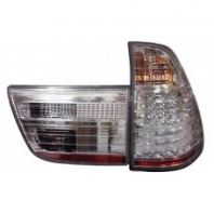 E53 Rear Lamp Crystal LED Clear..