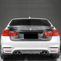 f30 M3 Rear Diffuser Performance Look W/Carbon