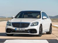 Mercedes Benz S-Class W222 S63 Look Bodykit