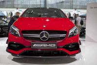 Mercedes Benz W176 Facelift Conversion