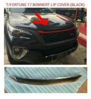 fortuner 2017 Bonnet lip cover