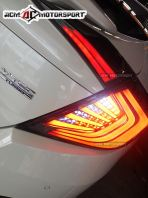 Honda Civic FC Led smoke V Tail Lamp