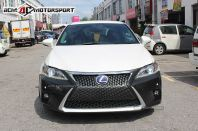 LEXUS CT200 conversion 16  F Sport Front bumper