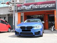 BMW F30 M3 look bodykit