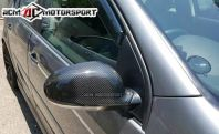 VW MK5 Carbon fiber side mirror cover