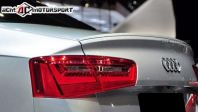 AUDI A6 rear trunk spoiler