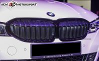 BMW G20 Front Grille Gloss Black