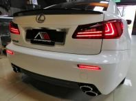 Lexus is250 conversion 2016 tail light