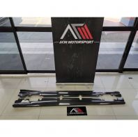 Mercedes Benz W117 Cla carbon fiber side diffuser