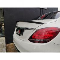 Mercedes Benz W205 MAD carbon fiber spoiler