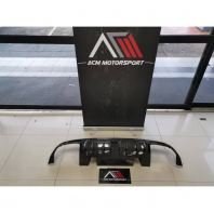 Mercedes benz W205 C63 rear diffuser
