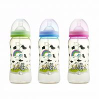 BASILIC PES  FEEDING BOTTLE WIDE-NECK(M) D065