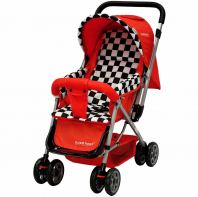 SWEET HEART PARIS Stroller ST50 - Red