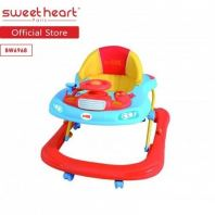 Sweet Heart Paris Baby Walker BW6968