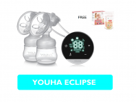 Youha Eclipse Double Breastpump