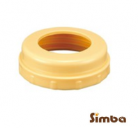 Simba Leakage - Free Wide Neck Cap (2pcs) Orange