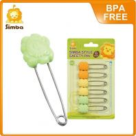 SIMBA Style Safety Pin (6PCS)