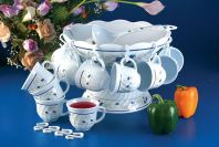 Melamine Punch Set