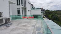 Stainless steel Glass fencing 40