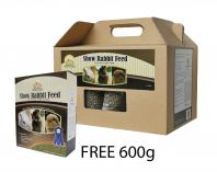 [Buy 3.6kg Free 600g] Show Rabbit Feed 3.6kg