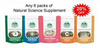 [Natural Science Supplement Any 6] Oxbow Natural Science Supplement