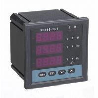 CHINT 3 PHASE DIGITAL MULTI FUNCTION METER PD666 Malaysia Thailand Singapore Indonesia Philippines Vietnam Europe USA