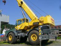 Rough Terrain Crane 20 Ton - 50 Ton