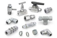 Instrumentation Tube Fitting And Valves