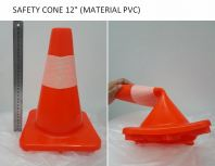 "12"" SOFT PVC Safety Cone"