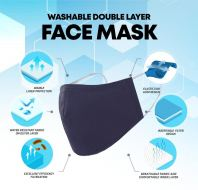 2ply Washable Face Mask