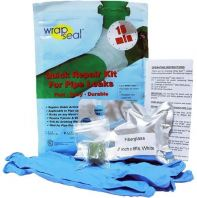 PIPE LEAKS WRAP SEAL QUICK REPAIR KIT