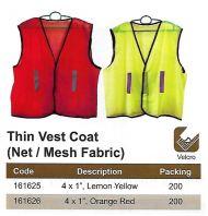 SAFETY VEST - NET / MESH FABRIC TYPE (SW-SV01)