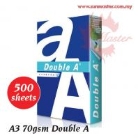 A3 70gsm Double  A