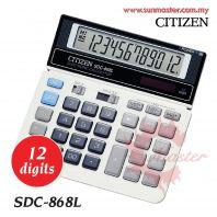 Citizen SDC-868L